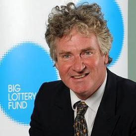 Peter Ainsworth. Chair, Big Lottery Fund.