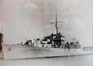 HMS Mourne was sunk on June 15th 1944. Her role was to sweep the English Channel for mines and search and destroy U-Boats