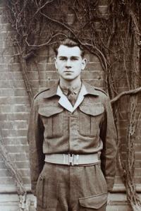 Captain David Render 1944