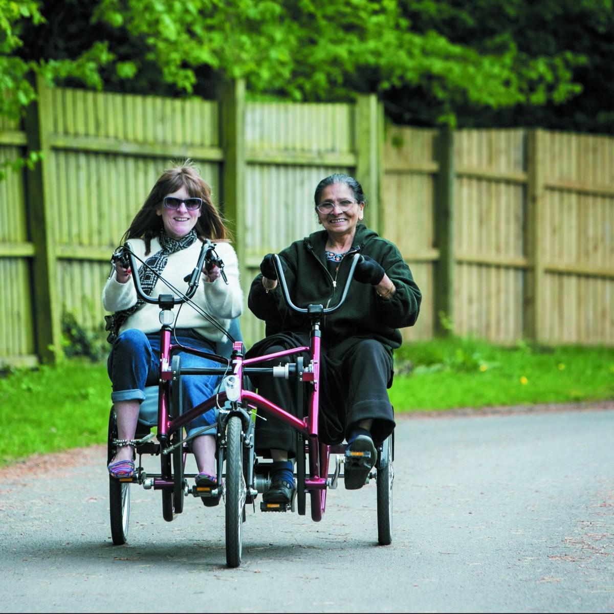 Valbai 'Wheely' Enjoys Changing Gear
