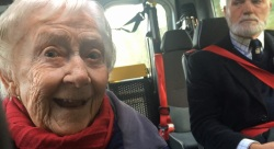 Community mini bus brings people together thanks to National Lottery