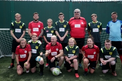 Street Football Wales team photo