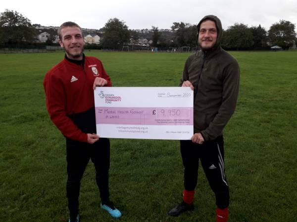Mental Health Football in Wales