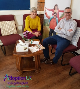 Adoption UK - First 1000 Days project officers